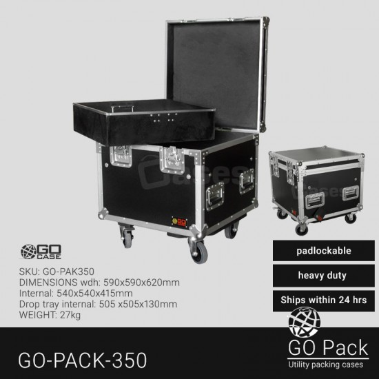 Go Pack - Packing Cases by Go Case